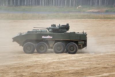 VPK7829 Bumerang K17 with Berezhok turret