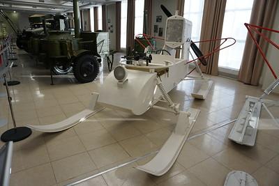 RF-8 (GAZ-98) aerosledge
