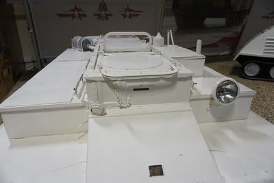 Bombardier B3 (Armoured Snowmobile Mk I)