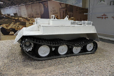 Bombardier B3 (Armoured Snowmobile Mk I)