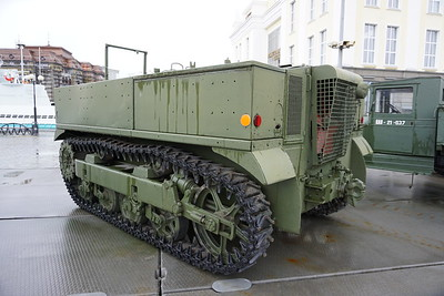 M5 Tractor