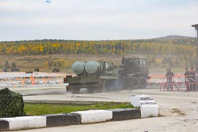 Ural 532361-1012 Missile Transporter