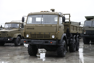 KAMAZ-43101