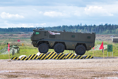 Typhoon-K serial model