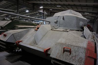Centurion Target Tank