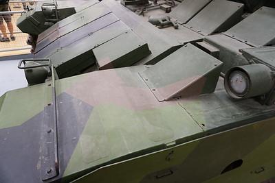 Strv 104 (Swedish Centurion)