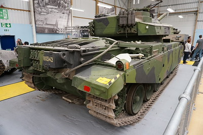 Strv 104 (Swedish Centurion)