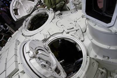 Modernised T-72B1 White Eagle