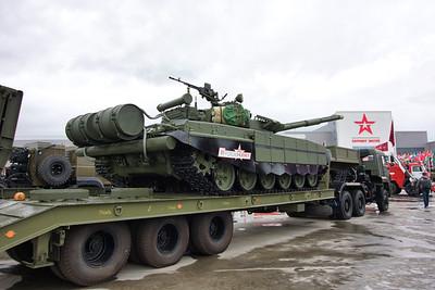 T-72B3 mod. 2016