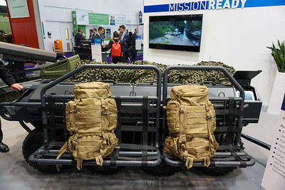 Mission Master Cargo