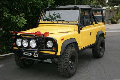 1997 Defender 90 ST