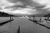 Rainy Day Lake Windermere Lake District