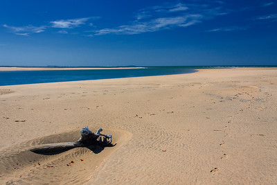 All to Myself Nr Tannum Sands, Qld, Australia