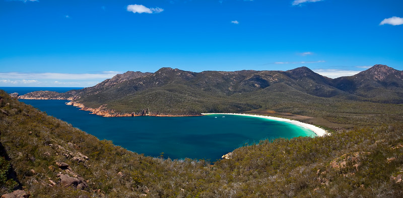 Wine Glass Bay, Tasmania (1)