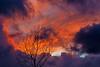 January Sunset Lake District