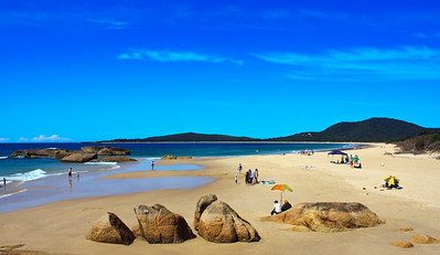 Western Rocks NSW Australia