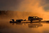Misty Sunrise Launching Lake Samsonvale