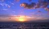 Moreton Bay Sunrise Queensland