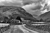 Road to Honister Pass, Lake District (2)
