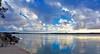 Noosa River Sunset Sunshine Coast, Queensland, Australia