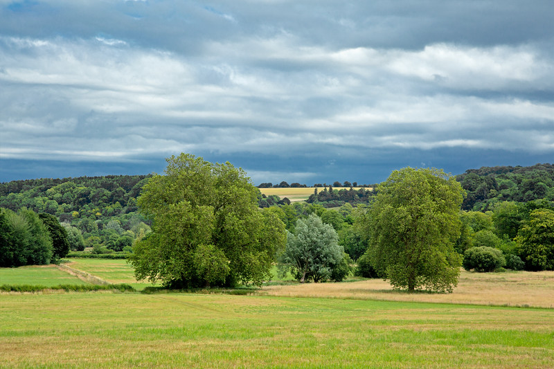 towards Salisbury Plain
