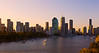 Brisbane River Sunset