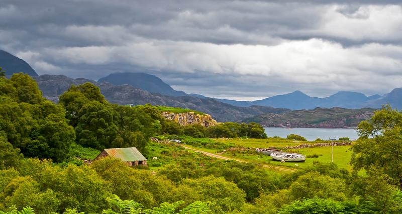 Torridon Scene, Scotland