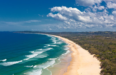 Tallow Beach Byron Bay NSW