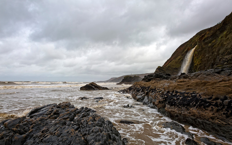 Wild Day In Pembrokeshire, EWales