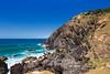Long Climb Up Cape Byron