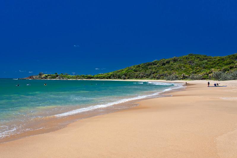Tannum Sands, Qld, Australia