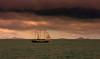 Storm at Sunset, Whitsunday Isles, Queensland, Australia