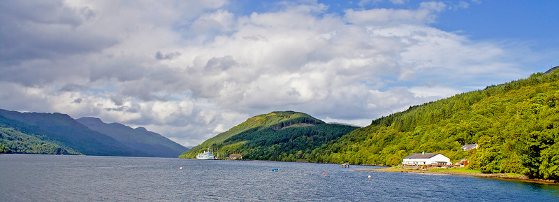 Loch Long, Scotland