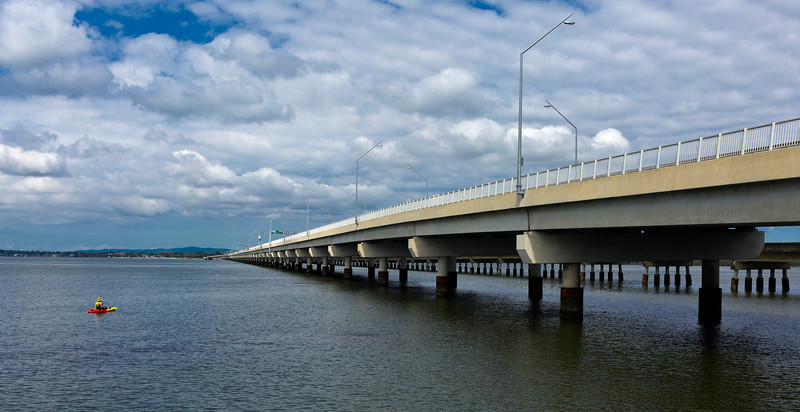 Houghton Highway Ted Smout Bridge