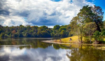 Rocky Creek Dam, NSW, Australia