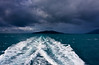 Outrunning The Storm, Whitsunday Isles, Queensland