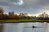 River Avon, Early Morning Winter
