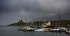 Casle Maol In Early Morning Rain, Isle of Skye, Scotland