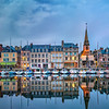 Honfleur Harbor, Normandy, France (June 2018)