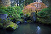 Pont at Portland Japanese Garden