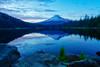 Mt Hood and Trillium Lake #1