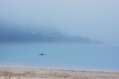 Kayaking in Netarts Bay