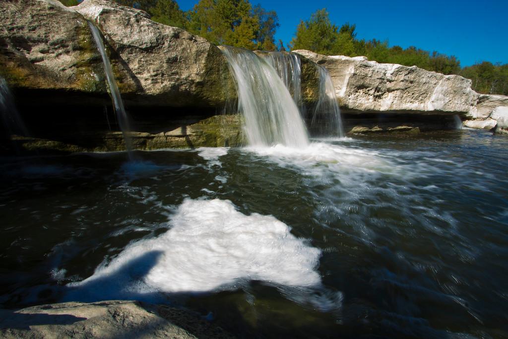 McKinney Falls, Texas