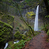 Elowah Falls, Columbia River Gorge, Oregon