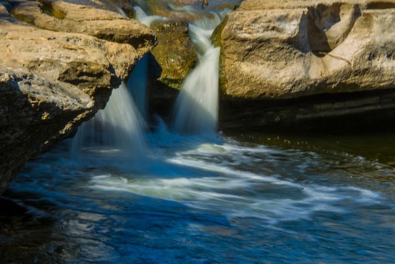 McKinney Falls at McKinney Falls State Park, Texas
