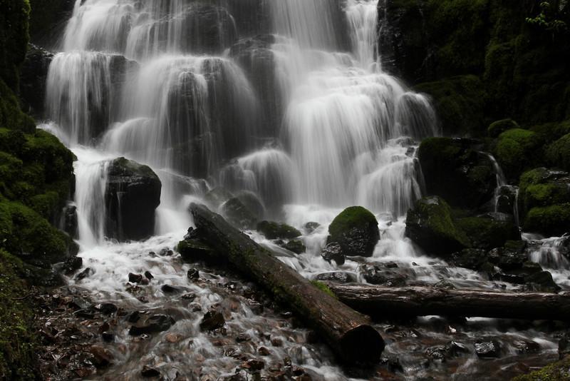Fairy Falls, Columibia River Gorge, Oregon