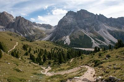 Alpe di Cisles - Trail - II