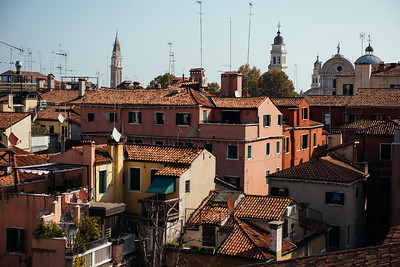 Venice Cityscape - I