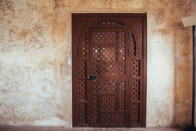 Door in the Alhambra