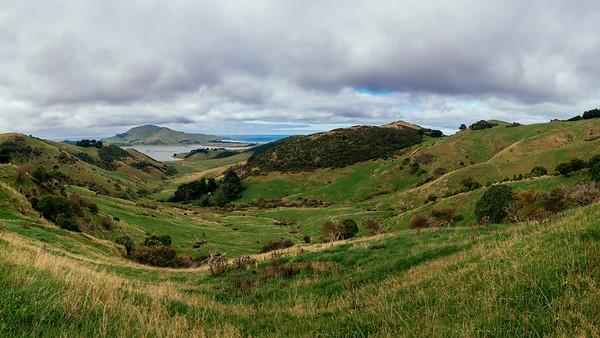 Otago Peninsula High Road